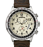 TIMEX Expedition Military quartzchronograaf