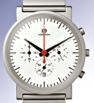 DANISH DESIGN quartz chronograaf