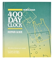400-Day Clock Repair Guide