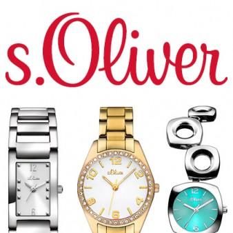 s.Oliver metal straps