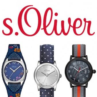 s.Oliver Textile straps