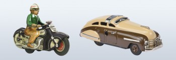 Car and motorcycle models