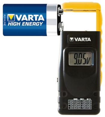 VARTA Battery tester