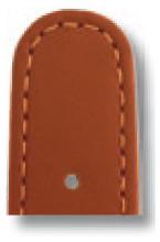 Lederband Louisville 18mm cognac glatt