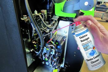 Elektro-Reiniger