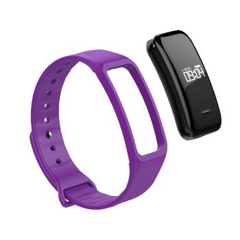 Fitness Tracker, lila