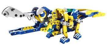 12 in 1 Solar Hydraulic Robot