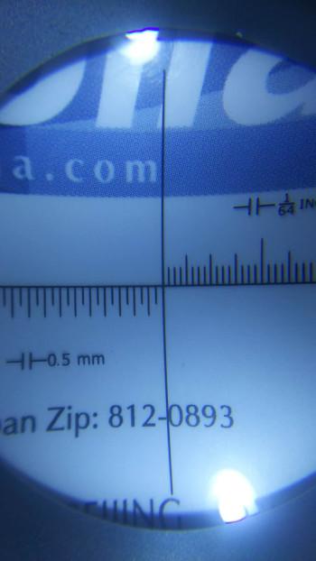 LED-Lupe RF-Detektor