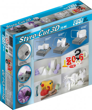 Styro-Cut 3D Set Profi