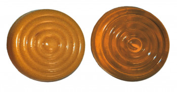 Seifenfarben transparent - 4er-Set - Flieder, ultramarin, lindgrün, tabak
