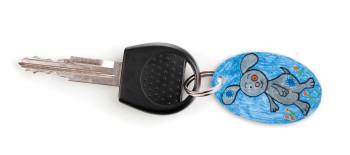 Schrumpffolien-Set Designo/ Schlüsselanhänger