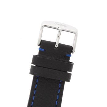 SELVA Men's Watch »Hector« - Tachymeter - blue dial