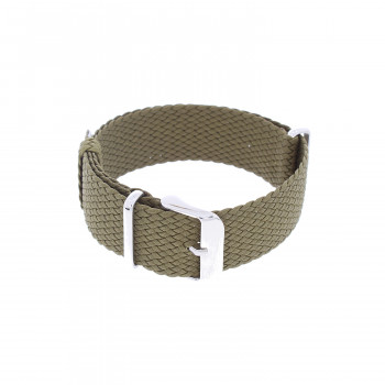 Nato Bracelet en perlon vert 20mm