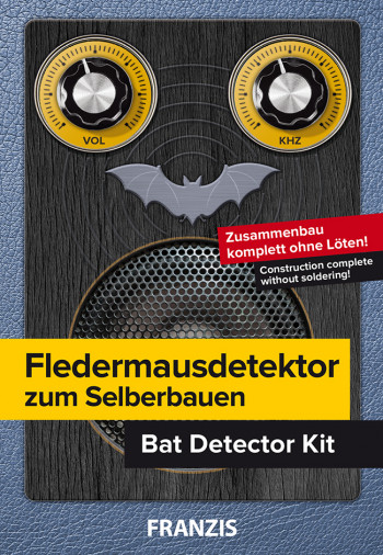 Bat Detector Kit new version