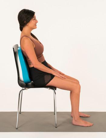 Gymform Leg Action Massage device incl. remote control