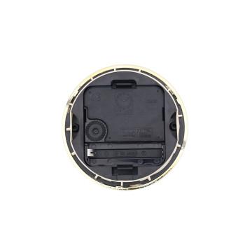 Mouvement d'installer GD Ø 78mm, cadran jaune, chiffres arabes