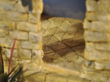 Oriental crib kit