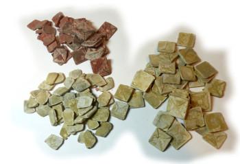 Krippen-Bausatz Genezareth Bodenplatten