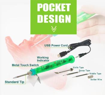 3D Finishing Tool Kit 8W, USB powered