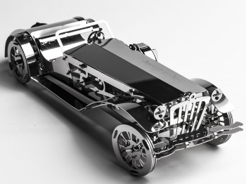 TIME FOR MACHINE Funktionsmodell-Bausatz Glorious Cabrio
