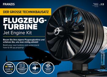 Bausatz Flugzeugturbine