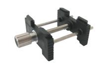 Movement holder, plastic, large, 8 3/4 - 19