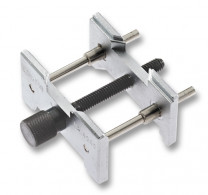 Movement holder, large, nickel-plated 8 3/4 -19
