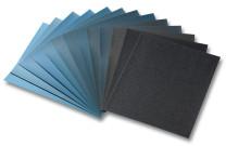 Sandpaper grit P 100