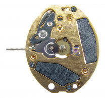 Watch movement quartz ETA 901.001 Gold, hour H 1.00 Standard