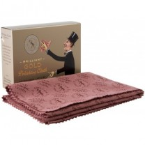 TOWN TALK Gold polishing cloths 450 x 300 mm