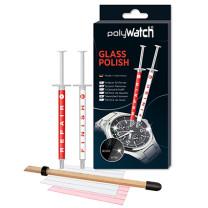 PolyWatch Glass Polish für Uhren, Smartphones, Autos, Möbel, Haushalt