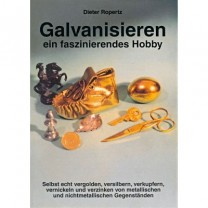 """Buch """"Galvanisieren..."""""""
