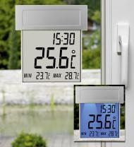 Thermomètre solaire pour la fenêtre TFA