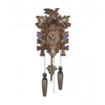 Edelweiß cuckoo clock