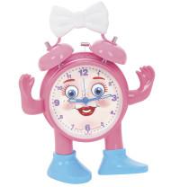 Miss Ticki Kinderwecker Rosa