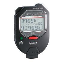 Chronomètre Hanhart multifonctionnel avec mémoire et 2 touches de commande