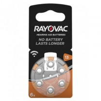 Rayovac 13 Hearing aid battery