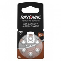 Rayovac 312 Hearing aid battery