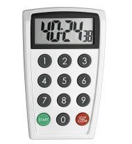 Minuterie digitale avec chronomètre