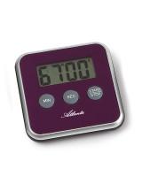 Atlanta 239/8 short timer magnetic insert violet