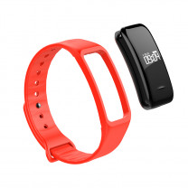 Replacement strap for Fitnesstracker, red