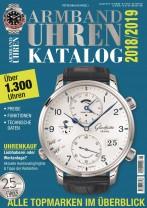 LIVRE EN ALLEMAND : Catalogue des montres bracelets 2018