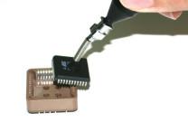 Aspirateur à vide / pincettes à vide / outil d'absorption/ramasser