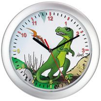 Kinderwanduhr Dino