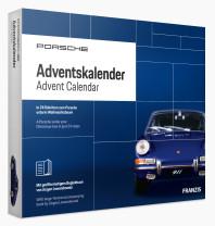 Adventskalender Porsche