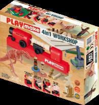 PLAYmake outils de modélisme 4in1 adapté aux enfants