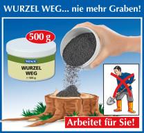 Wurzel-Weg, 500g