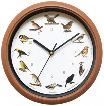 SELVA Bird voice clock