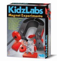 KidzLabs Magnet Experiments