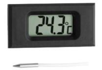 Thermomètre numérique pour encraster